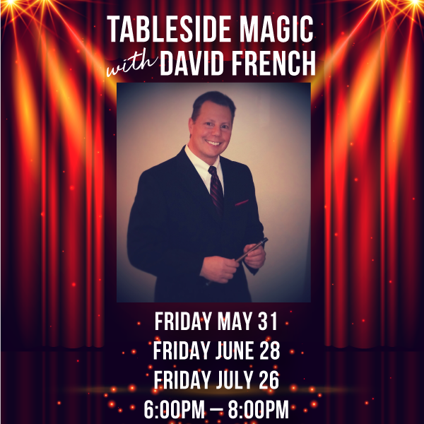 Tableside Magic with David French